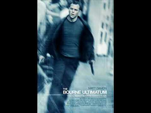 The Bourne Ultimatum OST Six Weeks Ago
