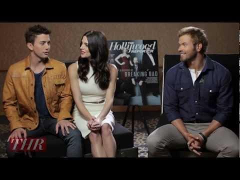 Jackson Rathbone, Ashley Greene, Kellan Lutz on the End of 'Twilight'