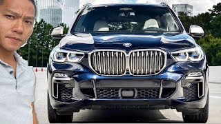 2019 BMW X5 FULL REVIEW