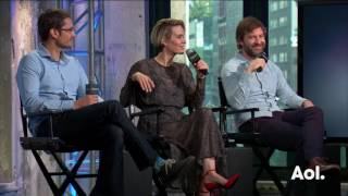 "Sarah Paulson And Mark Duplass Talk About Making ""Blue Jay"" In Black And White 