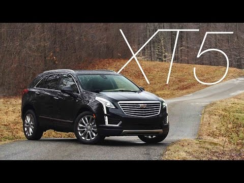 Cadillac XT5 Loses Weight, Adds Luxury   Consumer Reports