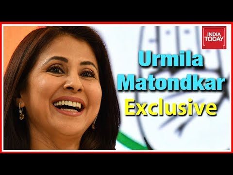 Neta Urmila Matondkar`s First Interview: BJP`s Hate Politics, Joining Congress & Election 2019