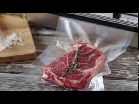 Vacuum Seal Ribeye Steak