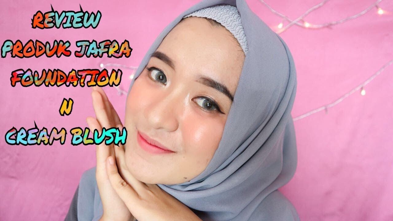 Review Jafra Royal Jelly Foundation Cream Blush Tcash Lebaran April Skin Magic Snow Cushion