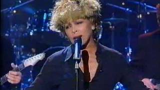 "Tina Turner - On Silent Wings live ""Tonight"" 1996"