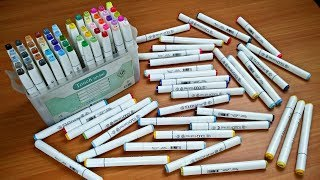 Touchsoft Markers - Best Alternative For COPIC & How To Use Them screenshot 4