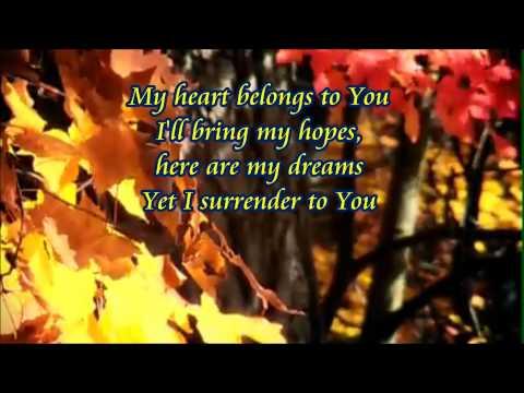 My Lord, My God - Vineyard Music (Lyrics)