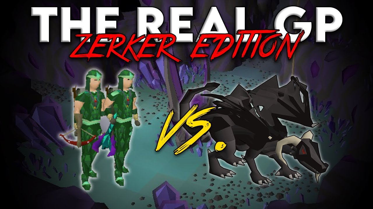 Brutal Black Dragons: Toxic Blowpipe VS. Dragon Crossbow - Budget Money Making