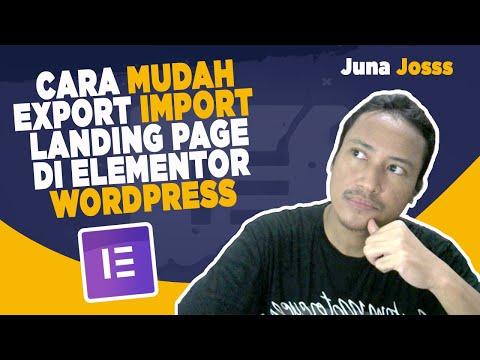 [dm]-cara-export-import-landing-page-elementor-di-wordpress