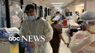 New concerns as COVID-19 hospitalizations hit record high