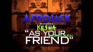 vuclip Afrojack Ft. Chris Brown Vs. Kesha - As Your Supernatural Friend (MASH-UP)