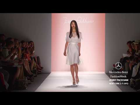 JENNY PACKHAM - MERCEDES-BENZ FASHION WEEK SPRING 2012 COLLECTIONS