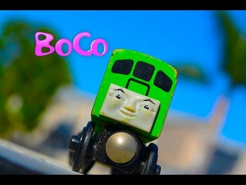 Thomas The Tank Engine & Friends Character Fridays  BoCo  Wooden Railway Toy Train Review