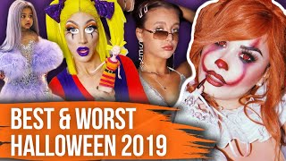 Best and Worst Celeb Halloween Costumes 2019 (Dirty Laundry)