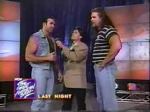 WCW Monday Nitro 06/17/96 Part 1
