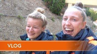 OranjeLeeuwinnen-vlog #3: