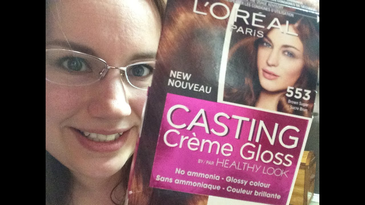 L Oreal Casting Creme Gloss Product Review Youtube