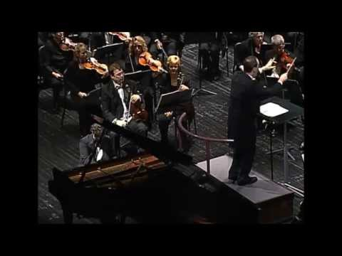 Saint-Saëns Complete Piano Concerto No. 2 in G minor, Op. 22 - Kyle Orth piano LIVE video