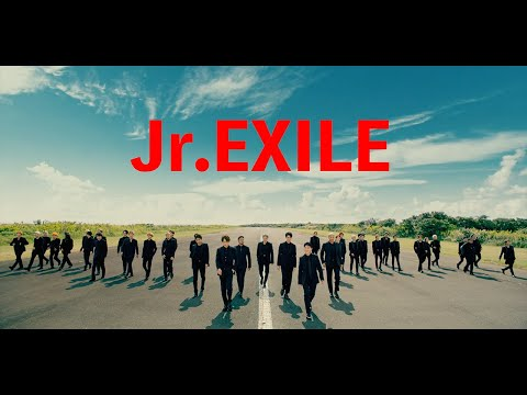 Jr.EXILE / WAY TO THE GLORY (Music Video)