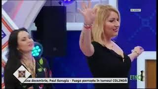 Letitia Moisescu - Pop Balcanic ( Etno Tv - Ramasag pe folclor) 2019