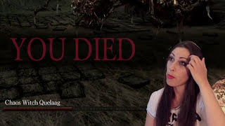 Dark Souls Walkthrough Part 11 - Quelaag Boss Fight