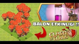 EN HIZLI BALON ETKİNLİĞİ !! | Clash Of Clans