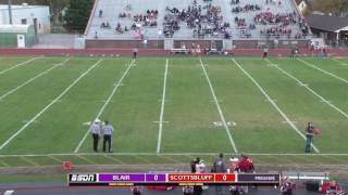 BSDN Live - Blair @ Scottsbluff - Football - 2016 Playoffs - Round 1