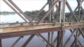 Keng ka baou and sebangfai bridge savannakhet  ແກັງກະເບົາ ສວັນະເຂດ ລາວ