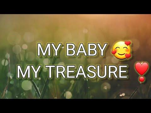 My treasure baby tiktok my