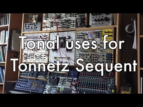 VOLTLIFE: Tonnetz Sequent for tonal progressions
