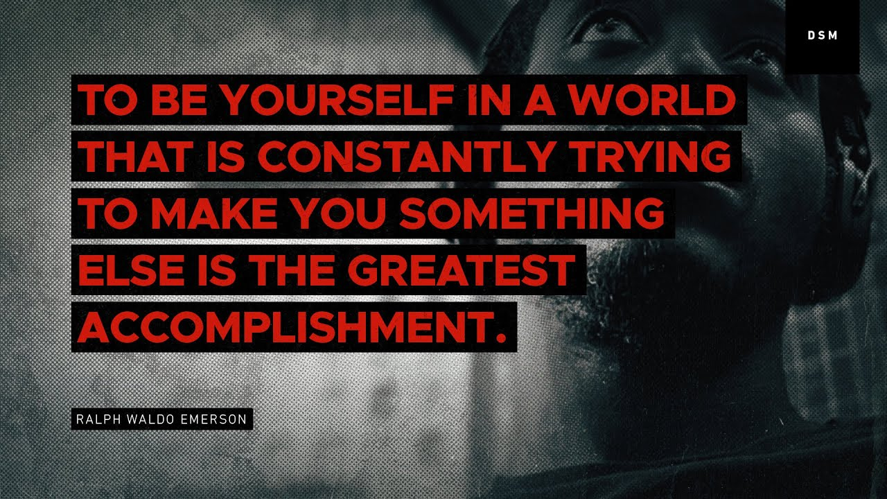 s motivation quote to be yourself in a world that is s motivation quote to be yourself in a world that is constantly