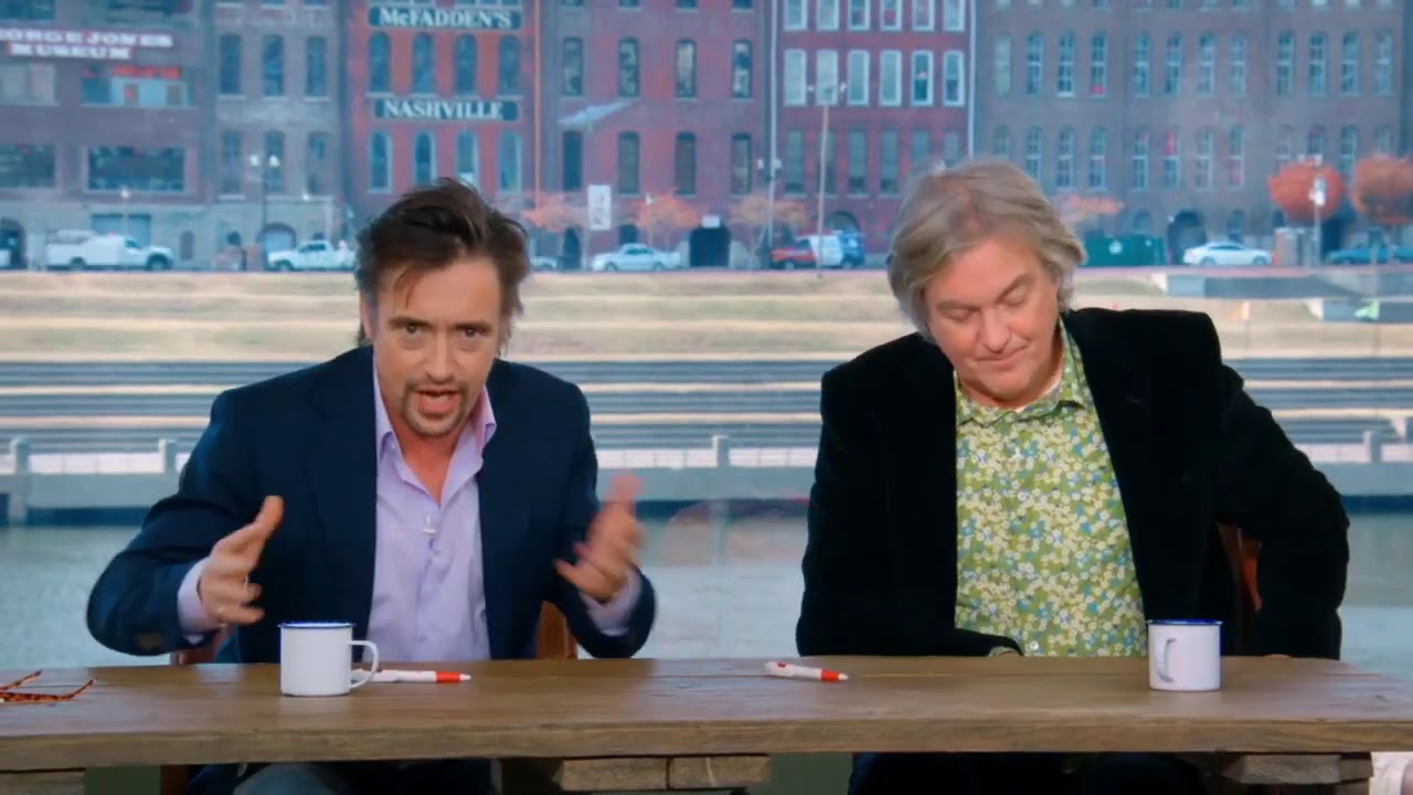 Download The Grand Tour Series 1 Episode 10 Dumb Fight at the O.K. Coral