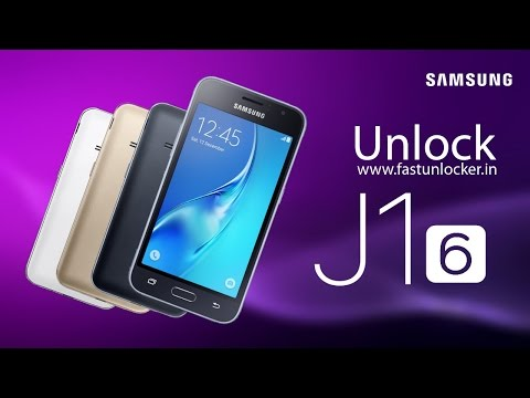 Unlock Samsung J1 Latest Model in Two Minutes Samsung J1 Unlock Code