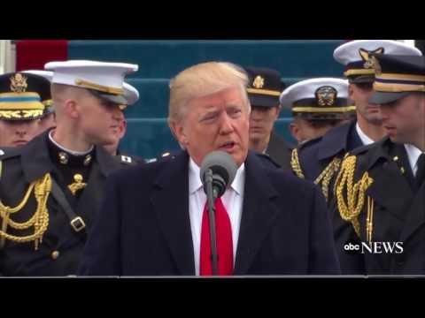 President Trump's Inauguration