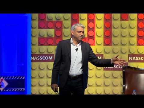 NASSCOM HR Summit 2017: Session VIII A: Motivational Keynote