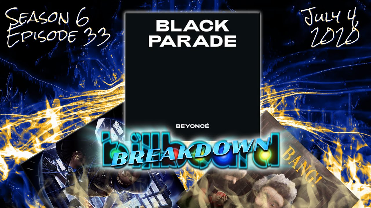 Billboard BREAKDOWN - Hot 100 - July 4, 2020 (Black Parade, Bleed, My Truck, BANG!)