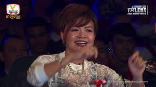 Cambodia's Got Talent Season 2 | Judge Audition | Week 3 - ក្រុម កន្លង់ទាំង៥ - រាំជាក្រុម