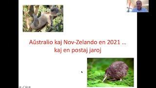 Aŭstralio kaj Nov-Zelando en 2021 kaj poste