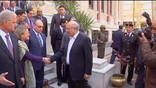 Egypte : la liste des candidats à la présidentielle est bouclée