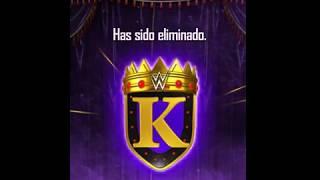 WWE SuperCard - WM34 Team BattleGround Platinum Reward + KOTR Reward