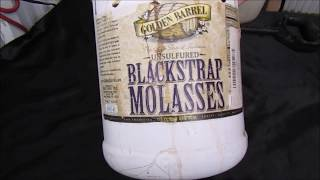 Molasses : Grow with Dan