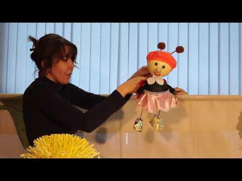 """Кукольный спектакль """"Пятнышко"""" по мотивам книги Елены Михалковой «Пропавшее пятнышко»"""