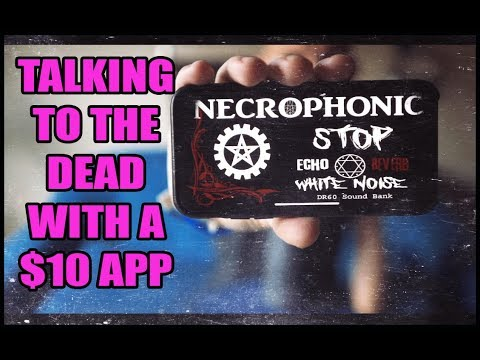 A new $10 App that can truly connect with the dead? I give