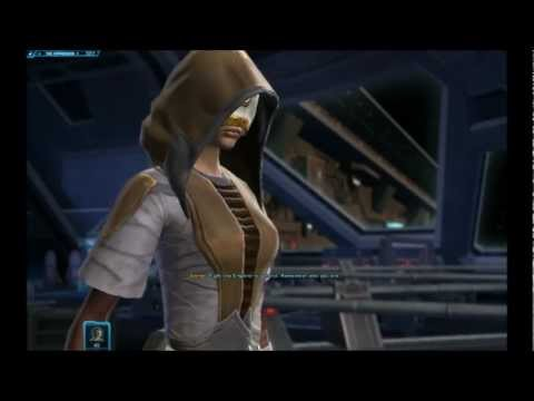 SWtOR Jedi Knight Story Cutscenes Pt. 16 [Chapter 1 Ending / Tython Revisited / Light Side]
