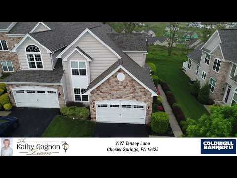 2827 Tansey Ln, Chester Springs, PA 19425 - Low Maintenance Lifestyle with a Premium Location!