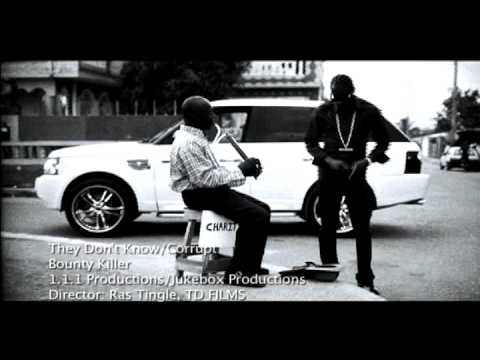 Bounty Killer - They Dont Know & Corrupt
