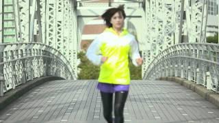 すべての女性ランナーを応援するスペシャルサイト「いまより、前へ」。 ...