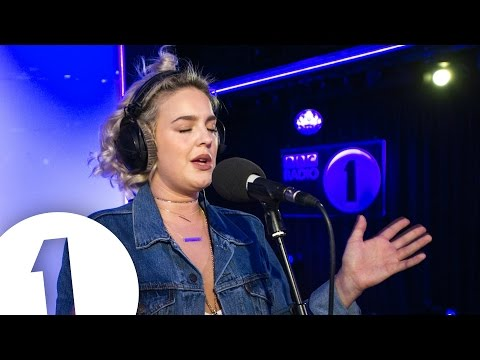 Anne Marie  Alarm in the Live Lounge