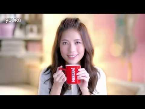 China no1 coffee brand nescafe TV commercial