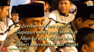 Hafidzul Ahkam - Cinta Di Atas Sajadah (Lirik)